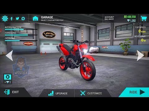 Ultimate Motorcycle Simulator 2018 (New Special Edition Bike) Android GamePlay FHD - Bikes For Kids