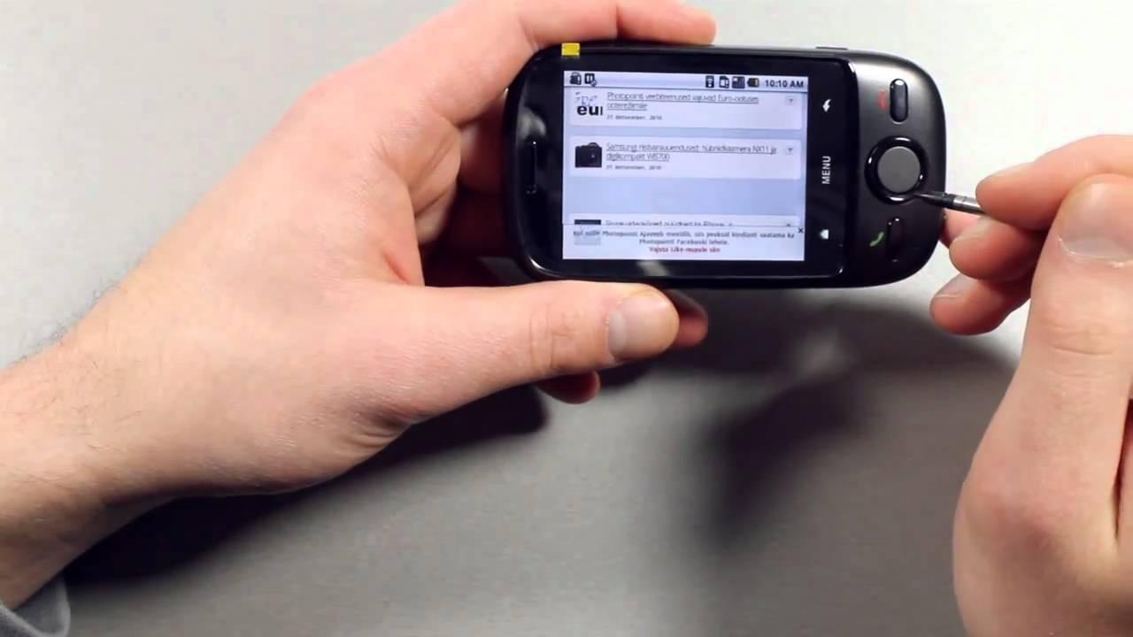 Trekstor smartphone nutitelefon