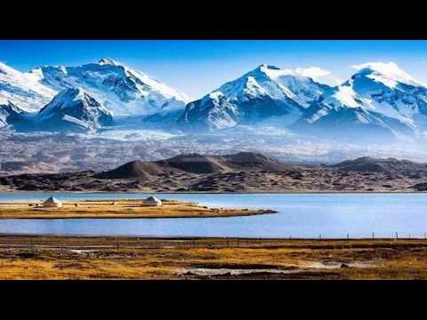 Kunlun mountains corner color - China (HD1080p)