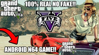 How to Download Grand Theft Auto 5 - GTA 5 N64 in any Android device   It's Fake don't try it