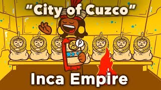 "♫ Inca Empire - ""City of Cuzco"" - Extra History Music"