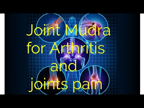 Joint Mudra For Arthritis And Joint Pains Youtube