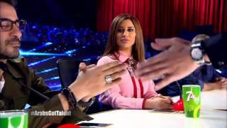 Magician of Arabs Got Talent كشف خدعة ساحر عرب قوت تالونت