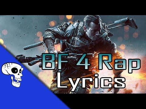 "Battlefield 4 Rap LYRICS - ""Maniac"" by JT Music"