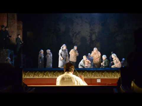 Новая опера Театра оперы и балета в Екатеринбурге «Пассажирка»