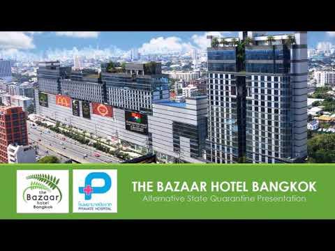 ASQ at The Bazaar Hotel Bangkok