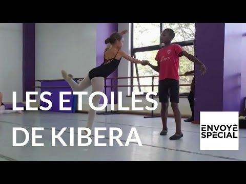 Envoyé spécial – Les étoiles de Kibera – 16 mars 2017 (France 2)