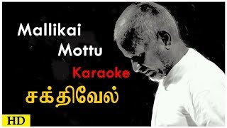 Malliga Mottu Karaoke Song | Ilayaraja Hits | Tamil Karaoke Song | Tamil Movie Songs | Music Master