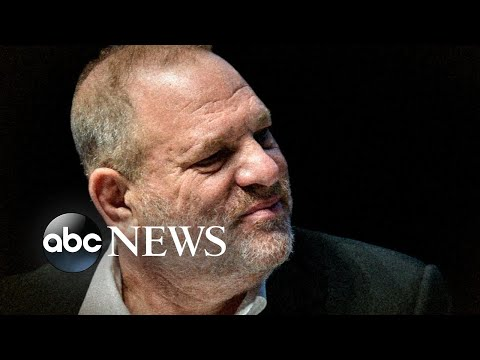 Harvey Weinstein trial begins for sexual assault charges l ABC News