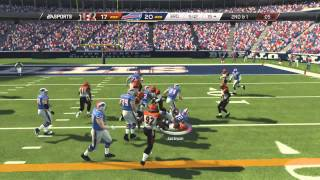 Buffalo Bills | Madden 25 Franchise - Week 6 vs. Cincinnati Bengals - Season One - Ft. AJ Green