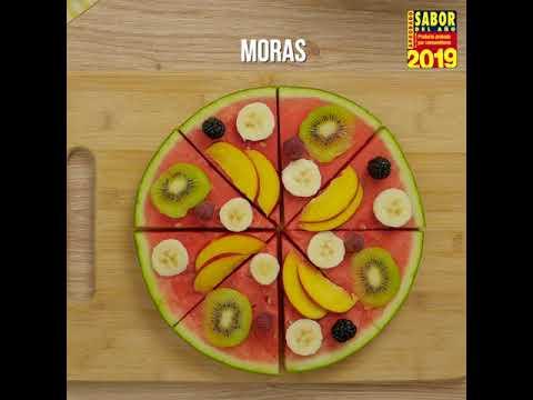 Pizza de Sandía Premium Caparrós sin pepitas