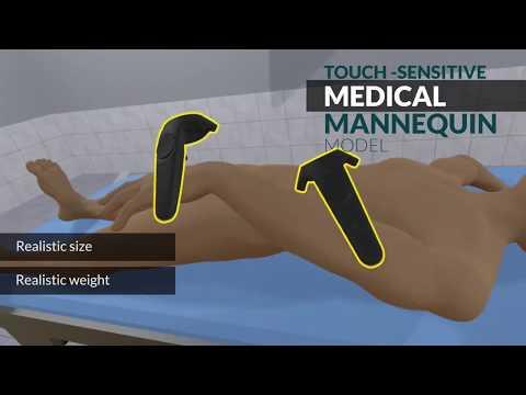 OperatioMed VR - Medicial Application Demo