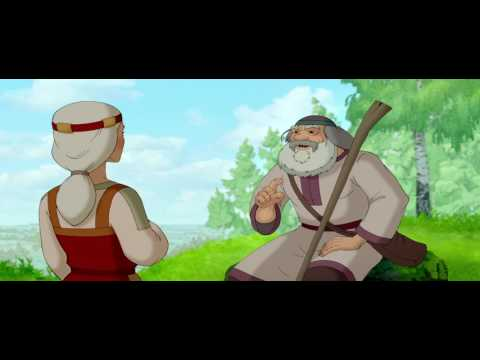 Кадры из фильма Сказ о Петре и Февронии