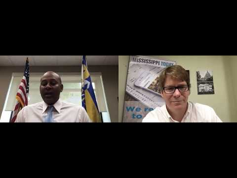 Marshall's Mississippi Zoom Tour: Meridian Mayor Percy Brand