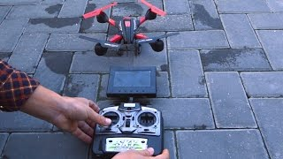 SKY HAWKEYE 1315S 5.8G 4CH FPV RC Quadcopter with Real-time Transmission & 0.3MP HD Camera