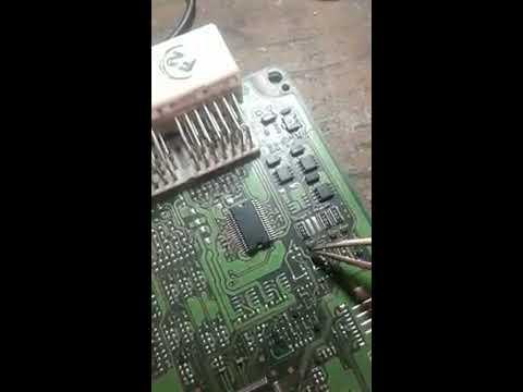Ecm, Ecu, repairing (हिन्दी में) - YouTube