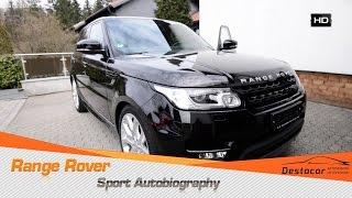 Range Rover Sport Autobiography осмотр и покупка