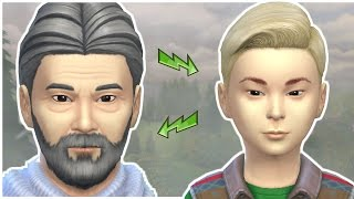 HOW TO QUICKLY CHANGE YOUR SIM'S AGE ON THE SIMS 4!!!