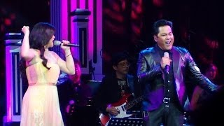 REGINE VELASQUEZ & MARTIN NIEVERA - You Are My Song (Voices of Love Concert!)