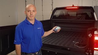 2018 Honda Ridgeline Tips & Tricks: How to Use the Truck Bed Audio System