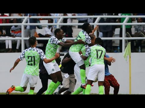 Ighalo first hat-trick sees Super Eagles thrash Libya