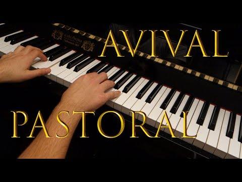 PIANO TUTORIAL AVIVAL PASTORAL por My Name Is F