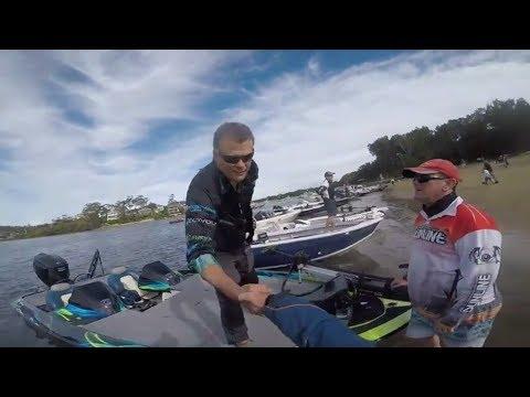 2018 Berkley Super Series Bream Fishing Tournament. Round 3 Hawkesbury River