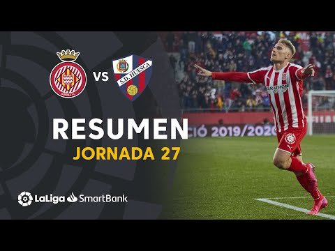 Girona Huesca Goals And Highlights