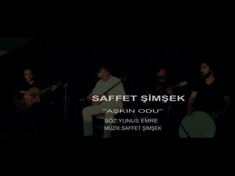 Saffet Şimşek - Aşkın Odu (Official Video)