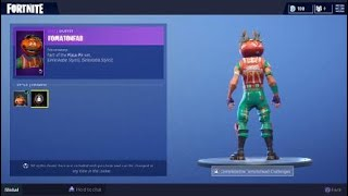 Fortnite TomatoHead Skin