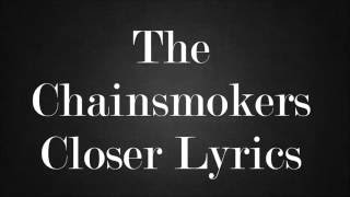 The Chainsmokers with  Halsey   Closer Lyrics and Download Audio