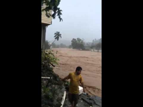 Mataniko flood 3 April 2014