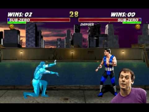 Mortal Kombat 3: FROSTY!
