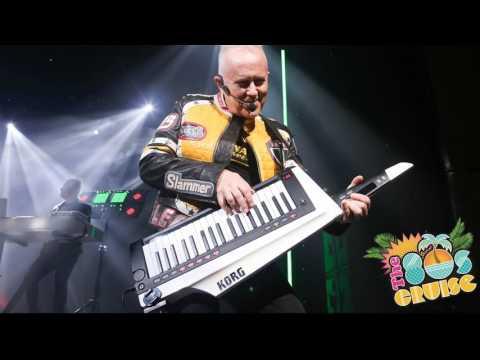 2017 80s Cruise Concerts #5 - Howard Jones