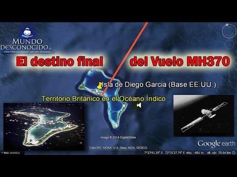 El Destino Final del Vuelo MH370
