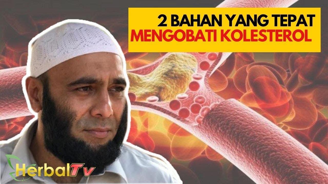 2 Bahan Ini Jadi Cara Mengobati Kolesterol yang Tepat ...