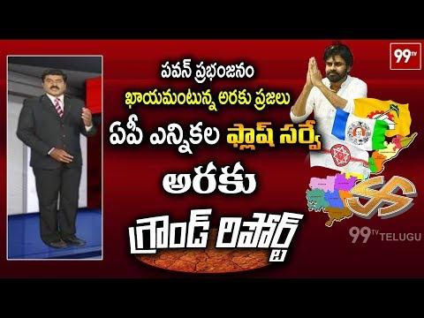 అరకు గ్రౌండ్ రిపోర్ట్  AP political Ground Report on Araku Constituency | 99 TV Telugu