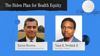 The Biden Plan for Health Equity