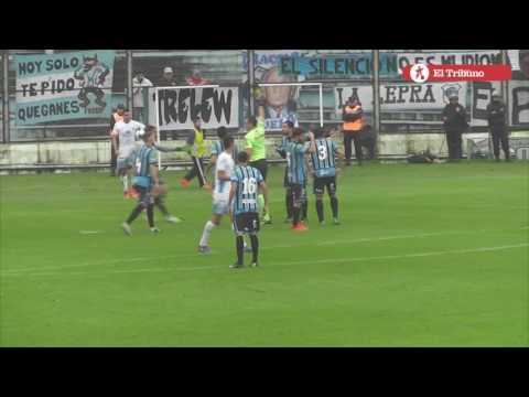 Nacional B. Gimnasia de Jujuy 1 - Almagro 0