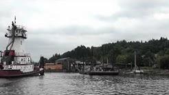 Shaver Transportation Companies Tractor Tugs: Deschutes & Vancouver