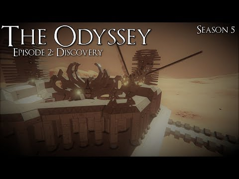 Space Engineers: The Odyssey: Season 5: Episode 2: Discovery