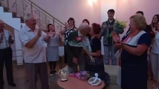Бриллиантовая свадьба семьи Сильновых. г.Новополоцк