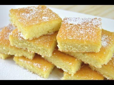 carrés-moelleux-à-la-clémentine- -recette-express