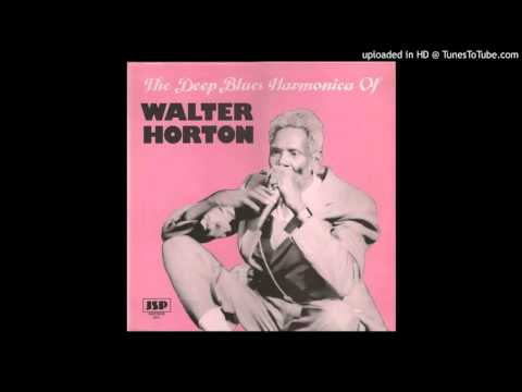 Big Walter Horton - My Eyes Keep Me in Trouble