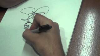 wander from wander over yonder drawing lesson