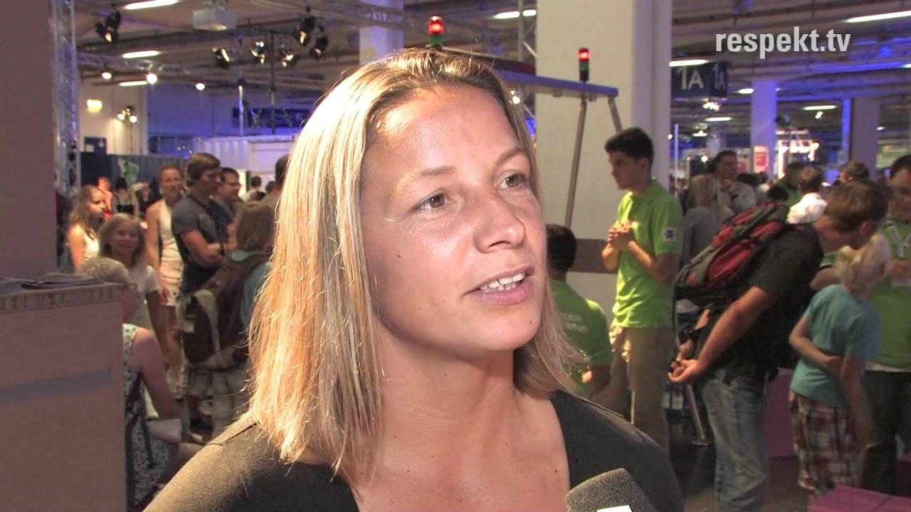 Sonja Fuss sonja fuss und inka grings im gespräch mit respekt tv