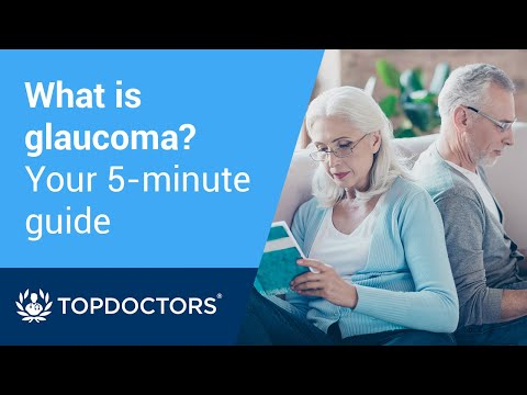What is glaucoma?   Causes, types, symptoms
