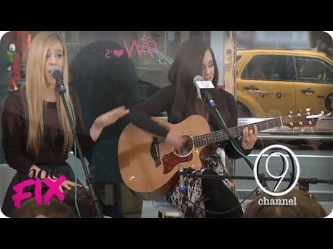 Megan & Liz Perform Live at Nine West! | Dare | Live at 9W Lex
