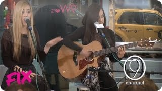 Megan & Liz Perform Live at Nine West! | Dare | Live at 9W Lex