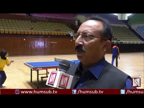 Inauguration of Pakistan Table Tennis Super League at Sports Complex Islamabad HumSub TV